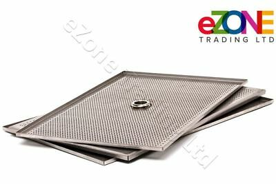 Henny Penny Filter Screen Mesh with Pipe for Gas models