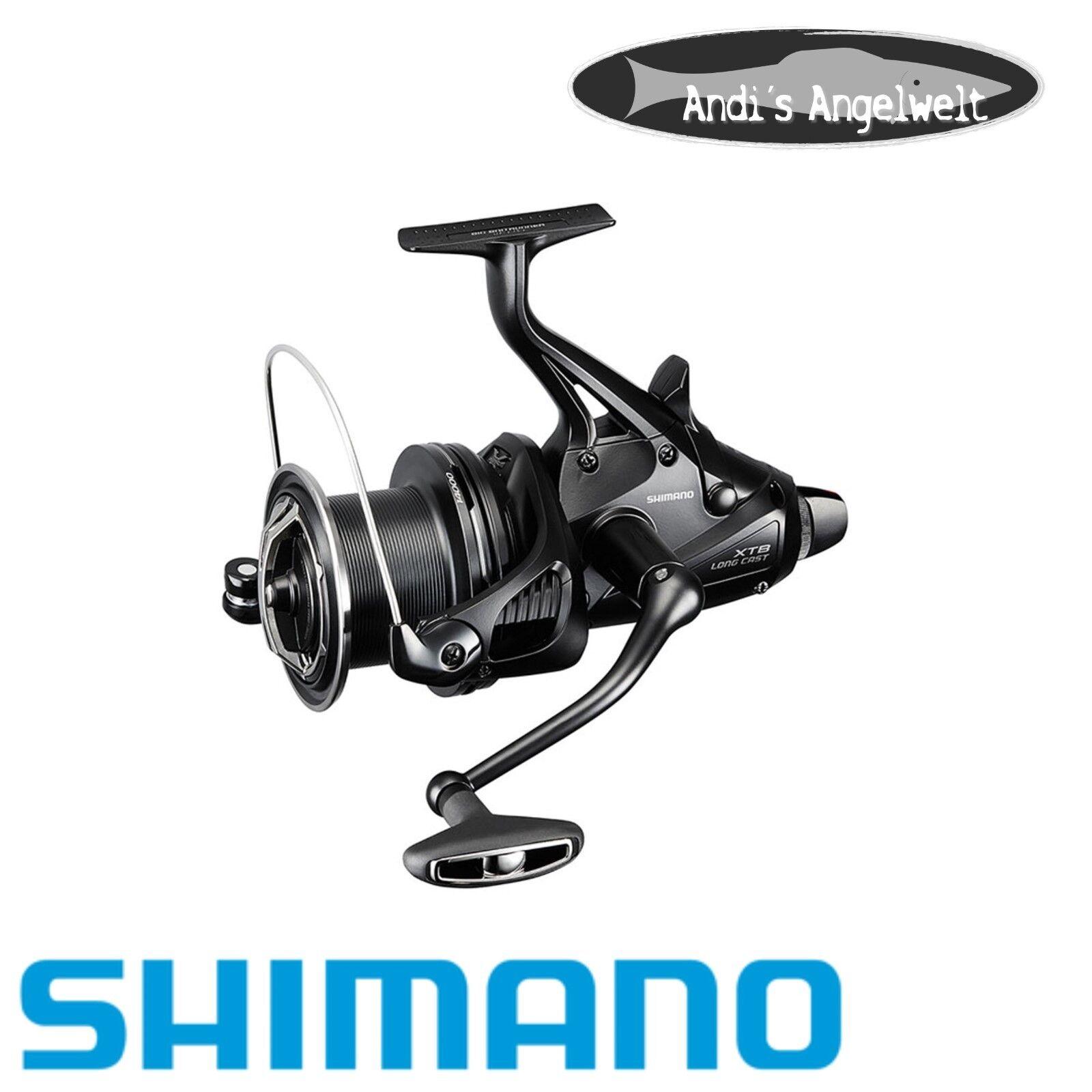Shimano Big Baitrunner XTB 14000 Longcastaperto ruoloCarpa ruolo