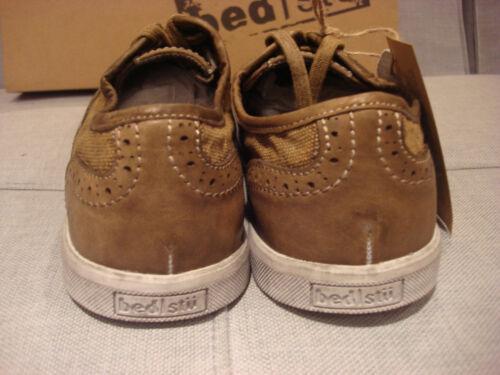Größe 11 New Bed Herren Rust Canvas Stu Gd Brown 651457016115 Schuhe F437504 Crust Bauer Brand wPfvPUOq