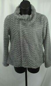 L Patagonia Grey Fleece Zip Pile Størrelse Jacket High Full r7wqvr5A