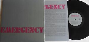 LP-Emergency-Emergency-Re-LONG-HAIR-MUSIC-LHC182-SEALED-Udo-Lindenberg