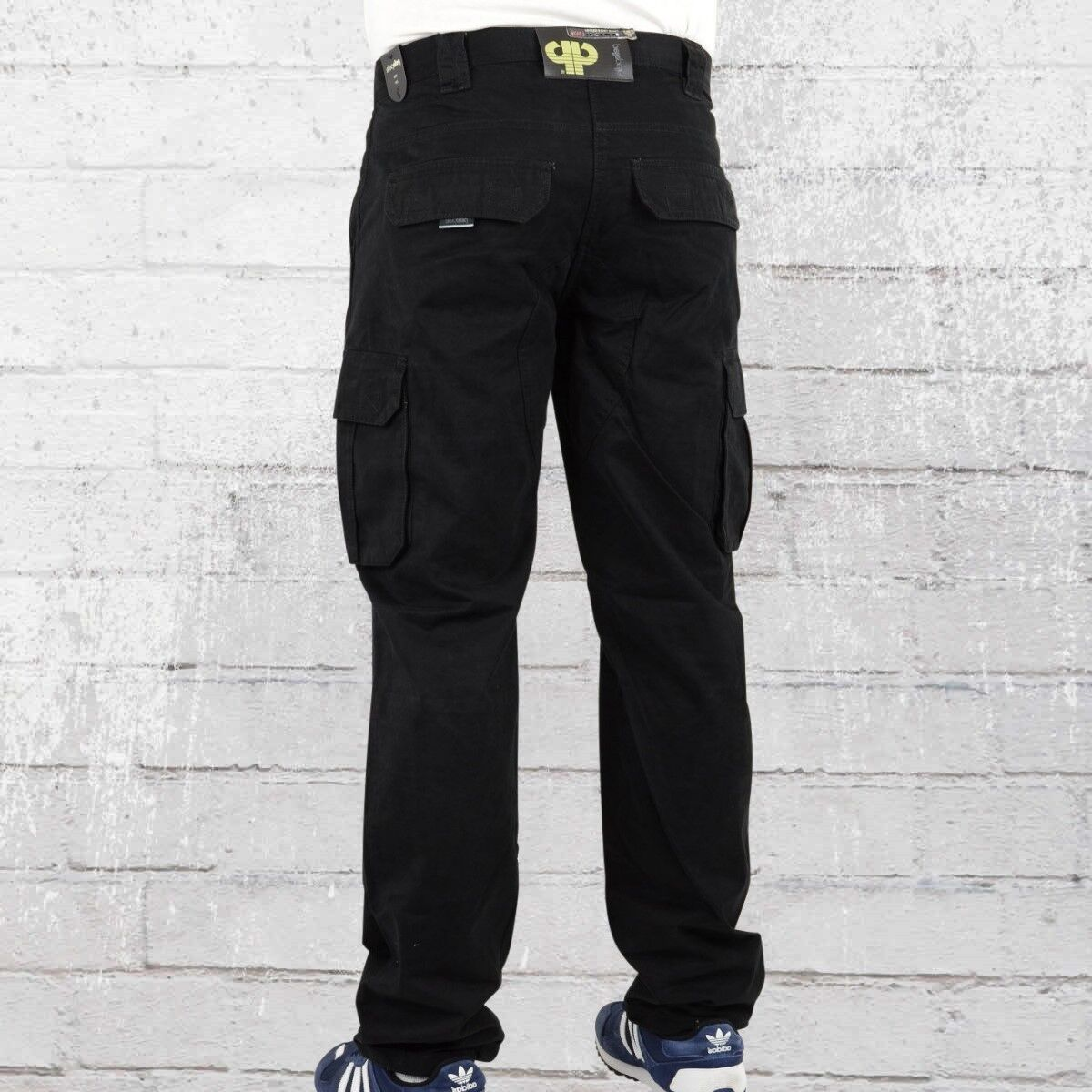 Pelle Pelle Pelle Pelle Basic Re-Up Cargo Hose schwarz Cargohose Herren Männer Men's Pants 4a4052
