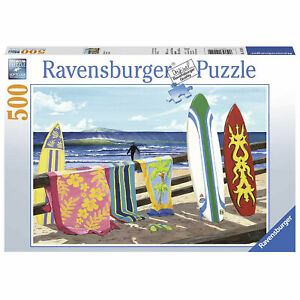 Ravensburger: Hang Loose 500 Piece Puzzle *BRAND NEW*