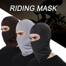 US Motorcycle Face Mask Balaclava Full Face Mask Ultra Thin Breathable Windproof