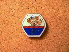 Duffy Disney Pin - HKDL Fun Day 2015 - Hidden Mickey Magical Ferris