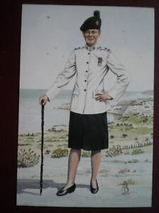 POSTCARD-1ST-BN-THE-ROYAL-IRISH-REGT-LIEUTENANT-NO-3-DRESS-CYPRUS-1993