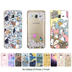 size 40 cd7dc b8027 Soft TPU Silicone Case For Samsung Galaxy J2 Prime Phone Back Cover ...