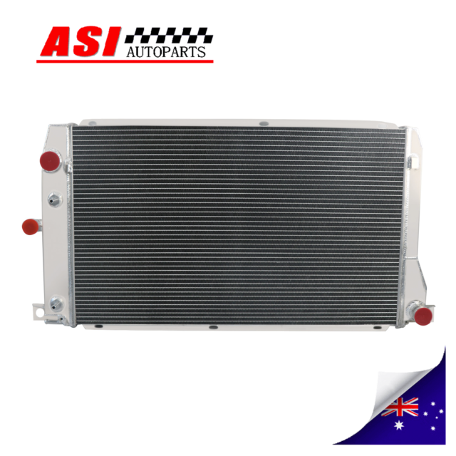 For Ford Falcon Fairline Ef Ef2 El Nf Nl Df Dl 3Row Aluminum Radiator Mel. Stock