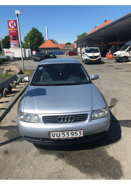 Audi A3, 1,6 Attraction aut., Benzin, aut. 1997, km 265000,…