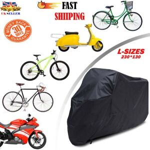 Waterproof-Cycle-Bicycle-Bike-Cover-Fully-Snow-Rain-Resistant-Rust-UV-Prevention