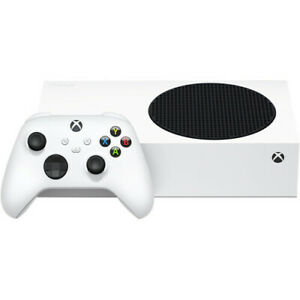 Microsoft Xbox Series S 512GB Video Game Console - White *READY TO SHIP*