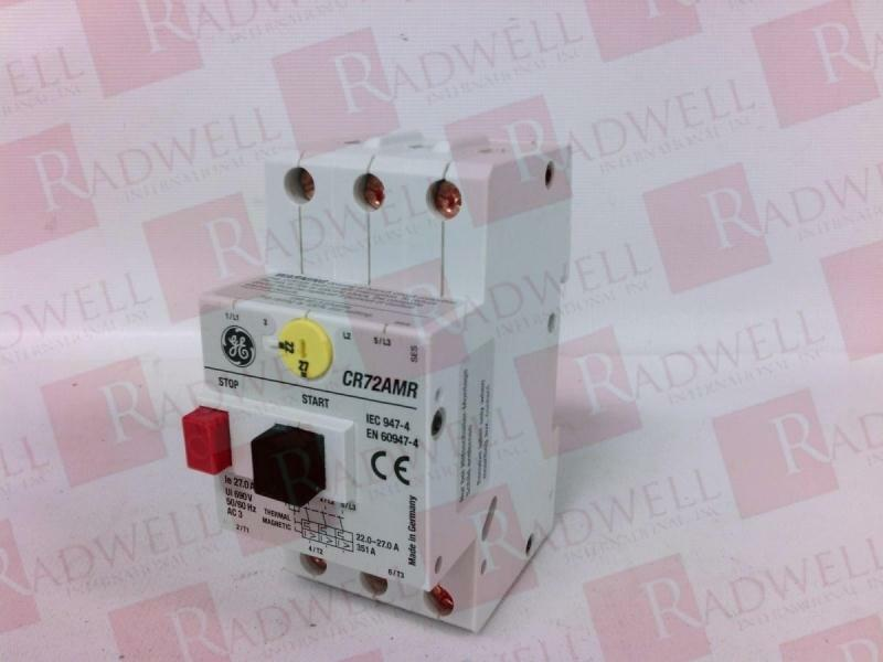 GENERAL ELECTRIC CR72AMR   CR72AMR (USED TESTED CLEANED)