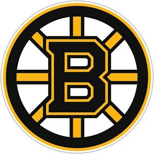 BOSTON-BRUINS-Logo-NHL-Color-Die-Cut-Vinyl-Decal-Sticker-You-Choose-Size