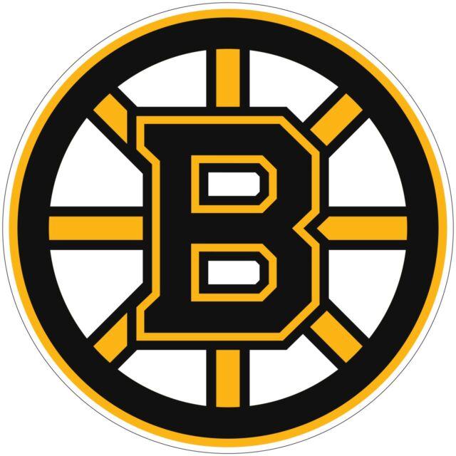 Boston Bruins Vinyl Sticker Decal *MANY SIZES* Cornhole Truck Wall Bumper Car