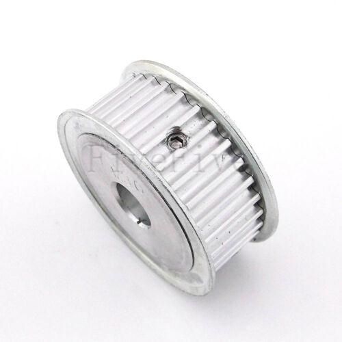 HTD 5M-30T-16W 6//6.35//8//10//12//12.7//14-17//20mm Bore Pitch-5mm Timing Belt Pulley
