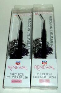2-RITE-AID-Renewal-Precision-Eyeliner-Brush-New-In-Box