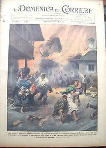 66-1931-INCENDIO-A-PECOL-IN-VAL-DI-ZOLDO-BELLUNESE-DOMENICA-DEL-CORRIERE
