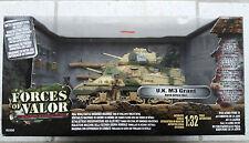 Force of valor U.K. m3 grant North Africa 1942 1:32 siku metal modelo nuevo