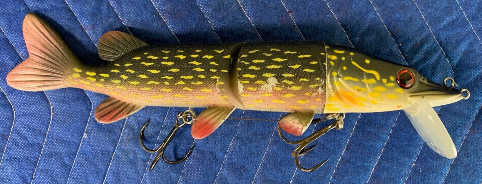 Westin Mike the Pike Hybrid 20cm 70g Hard head with soft body lure COLOURS