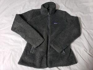 Grey Fleece Medium Pile Jacket Women Fuld Patagonia Zip Fpw8wz