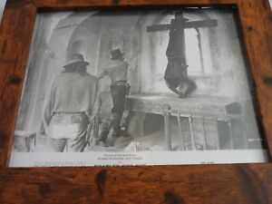Framed-Original-Quality-frame-Lobby-card-Press-photo-charlie-one-eye-western