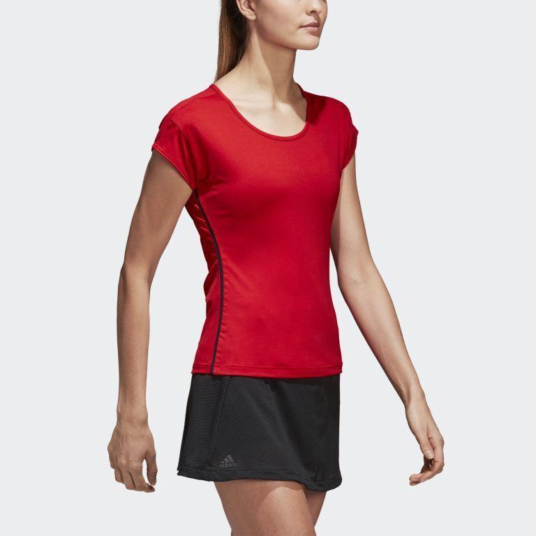 Adidas Barricade Code Women's Tennis Tee CV6339