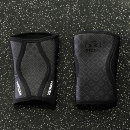 Knee Brace Housse en néoprène squats Genou Manche picsil 7 mm 1 paire