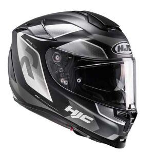 NEU-HJC-Helm-RPHA-70-Grandal-schwarz-grau-matt-Gr-M-57-58-mit-Sonnenblende