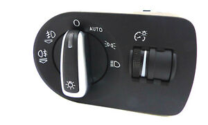 AUDI-A1-8X-Q3-8U-SUV-Interruttore-luce-auto-funzione-8x1941531ad-ORIGINALE-AUDI