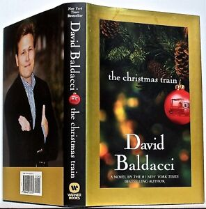DAVID BALDACCI — the christmas train