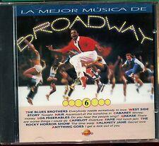 Broadway / La Mejor Musica De Broadway - Club Tempo - New & Sealed