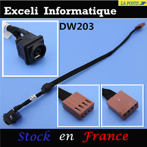 Sony-vaio-pcg-8131m-Originale-Connettore-di-alimentazione-dc-porta-jack-cavo