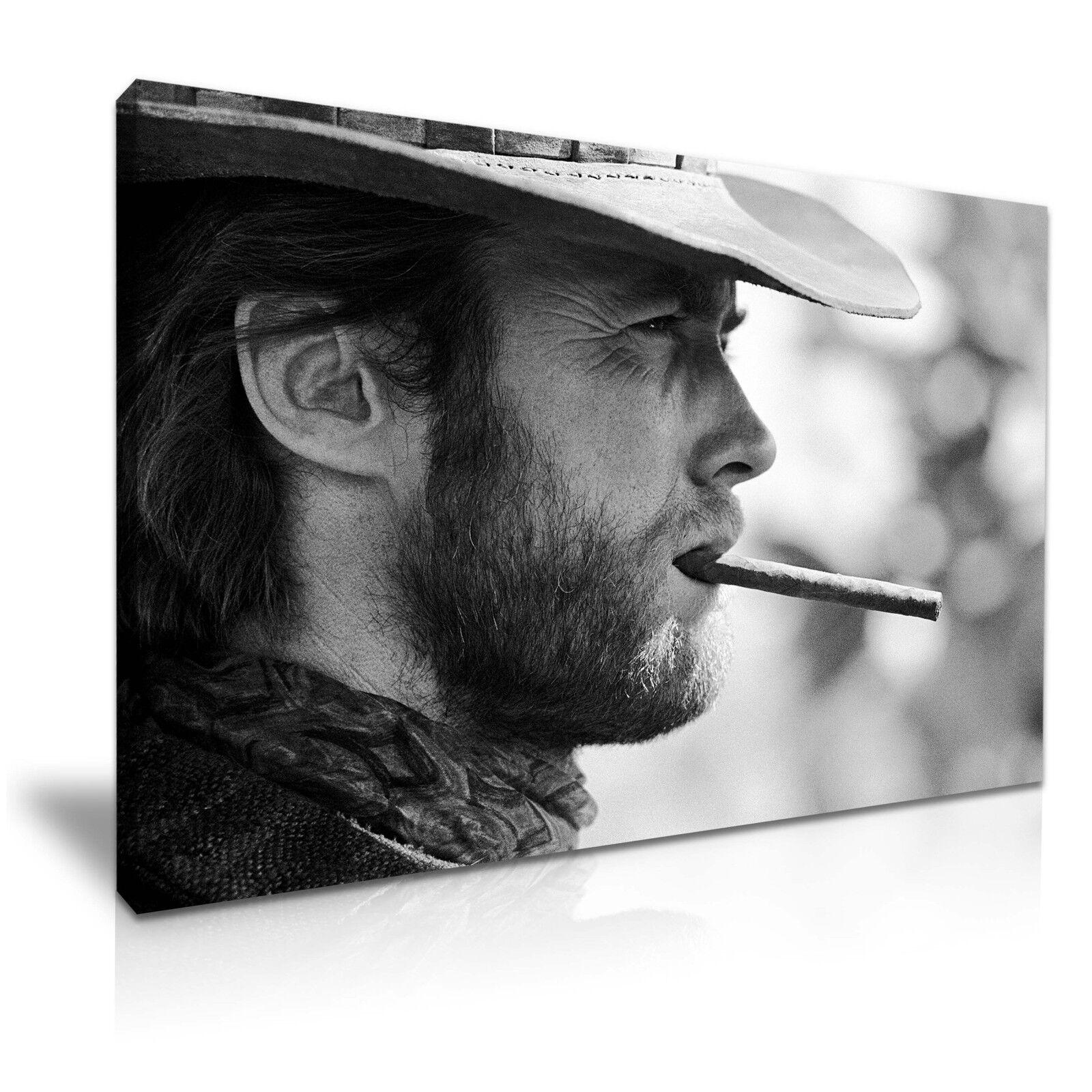 Clint Eastwood photo encadr/ée
