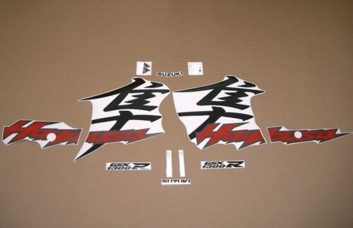 Hayabusa 2020 aftermarket decals stickers graphics set 1340 replica l10 busa kit