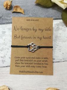 Pet Memorial Jewelry, Dog Memorial Gift