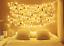 SERIE-LUCI-100-LED-LAMPADINE-FESTE-PARTY-DECORAZIONI-ADDOBBI-NATALE-BIANCO-CALDO miniatura 3
