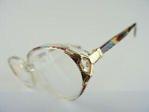 Damenbrille-Brillenfassung-Kunststoffgestell-grosse-Glaeser-Vintagefassung-Gr-M