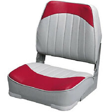Charcoal Gray Casting Seat Marine Vinyl Cushion Fishing Boat Chair Furniture New