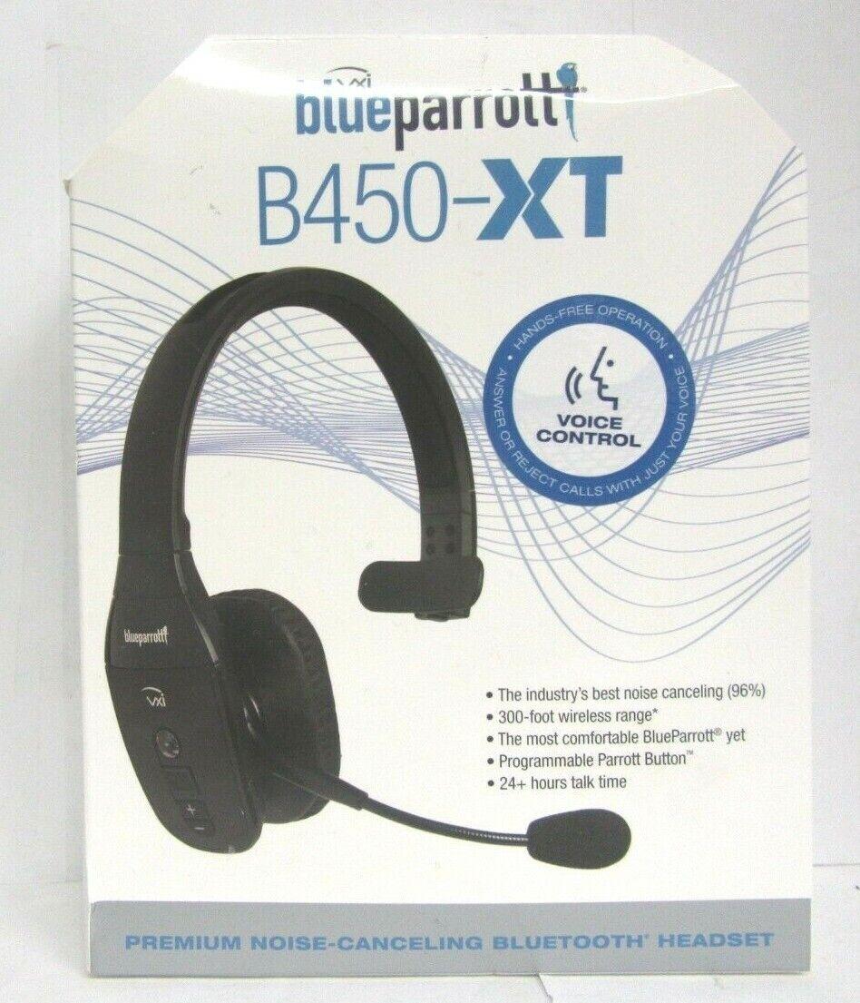 Vxi Blueparrott B450 Xt Bluetooth Headset For Sale Online Ebay
