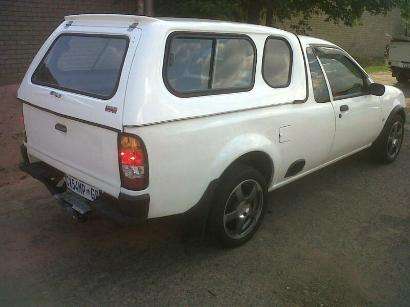 FORD BANTAM LOW-LINER WHITE CANOPY 4SALE