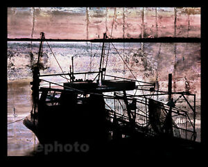 BIG-Surreal-NAUTICAL-Boat-Art-Photograph-Florida-WRIGHT