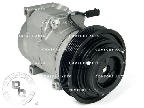 New AC A//C Compressor With Clutch Air Conditioning Pump 1 Year Warranty