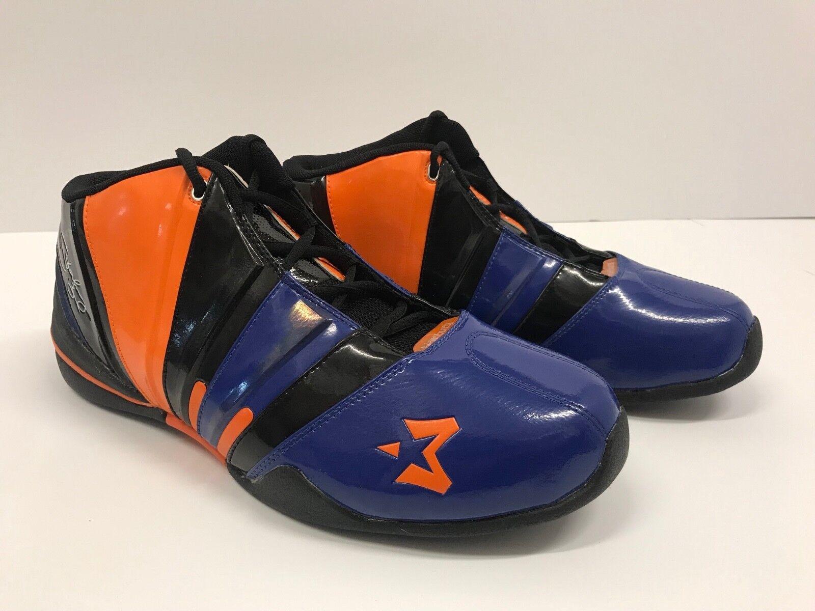 STARBURY - ultra shiny - VINTAGE - Starbury 2 - BRAND NEW - patent leather - 13