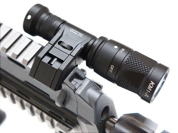 IFM CAM  Scout Light with Rigid Strobe Light Side Mount for Rifle Weaponlight  promotions