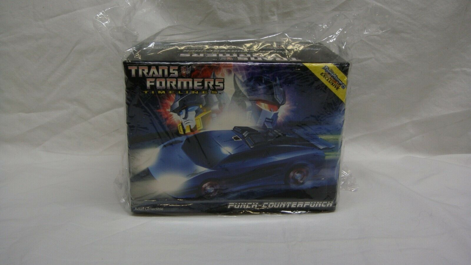 TRANSFORMERS TFCC EXCLUSIVE TIMELINES PUNCH-COUNTERPUNCH NEW MINT IN BOX RARE