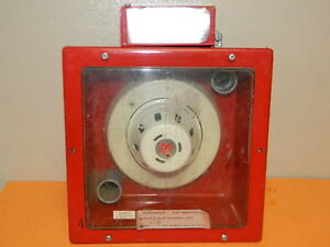SIMPLEX 2098-9638 DUCT SMOKE DETECTOR W/ 2098-9635 FIRE