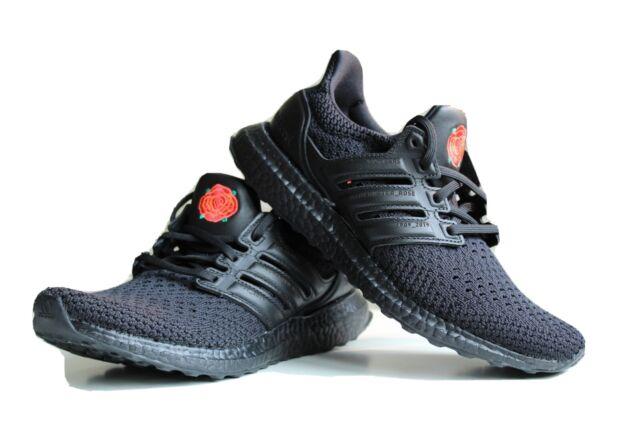 Adidas Ultra Boost 1 0 Triple Black Manchester United Us 8 5 Eu42 Gunstig Kaufen Ebay