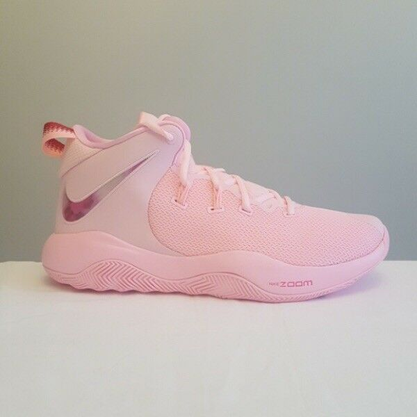 47ab8197598d Nike Zoom Rev II TB Promo Aj7718-605 Pink Breast Cancer Kay Yow Sz 11 for  sale online