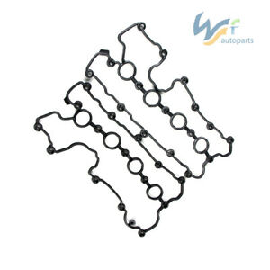1-4 /& 5-8 Cylinder Engine Cover Gasket for VW Touareg AUDI A5 A6 S6 Q7 RS4 4.2L