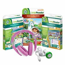 LeapFrog LeapReader Educational Sets Suitable for Children Aged 4-8 years